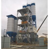 SBJ20-1L2000 stairs type 20t/h automatic dry mortar production line with 30t/h wet sand drying system