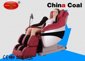 China Leisurely Healthy Edition Airbag Massage Chair With Zero Gravity Technology on sale