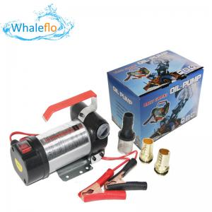 China Whaleflo YTB-1 12V dc or 24V Electric Diesel Oil Transfer Pump on sale