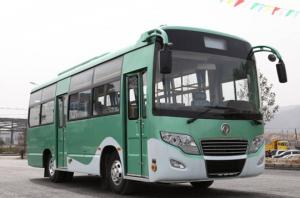 China EQ6751CT Travel Coach Bus 7.5 Meter Comfortable Luxury City Bus With 18 Seats on sale
