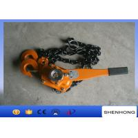 China Telegrafíe la tracción del bloque llano del alzamiento de cadena del alzamiento de cadena/3 toneladas de la mano de las herramientas on sale