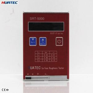 China Ra, Rz, Rq, Rt Surface Roughness Tester SRT-5000 With lithium ion rechargeable batteries on sale