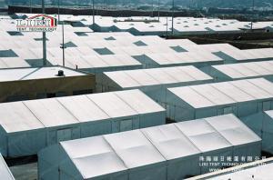 China Hot Sale Durable Aluminum Ramadan Hajj Tent from Liri Tent China on sale
