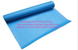 China UV Resistant Waterproof PVCInground Swimming Pool Accessories Blue on sale