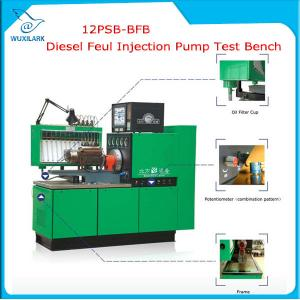 China 12PSB-BFB 2-12 cylinders BOSCH diesel fuel injection pump test bench on sale