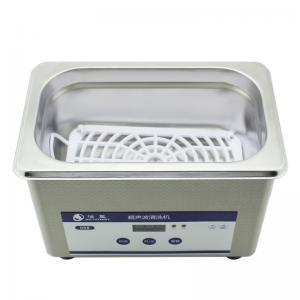 China JP -008 Mini Household Ultrasonic Cleaner , 800ML Ultrasonic Watch Cleaning Machine 35W on sale