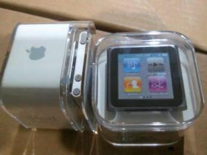 China Wholesale Apple 16GB iPod Nano 6th - Current Model on sale