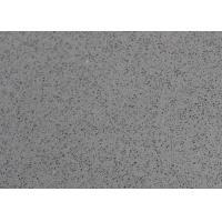 Crystal Prefab Quartz Stone Countertops For Curbstone Heat Resistant