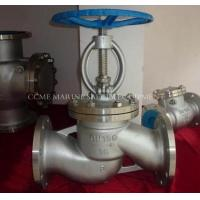 China DIN Standard Cast Iron Globe Valve on sale