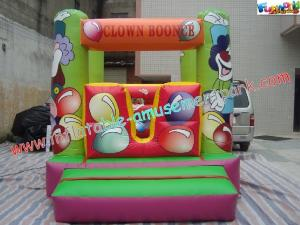 China Small Toddler Inflatable Bouncy House Castle For Commercial And Home Use on sale