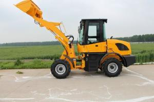 China Low Noise GET - KM12 1200KG Heavy Construction Machinery Small Wheel Loader on sale