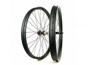 China MTB Carbon Wheel 27.5ER Plus 50MM Width 25MM Height With 791 792 Novatec Hub on sale