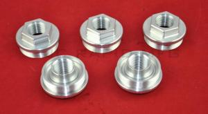 China High Accuracy CNC Turning Parts Mold Aluminum / Stainless Steel / Brass Components on sale
