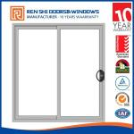 Australian standard AS2047 AS1288 Certified Aluminium Frame small sliding windows in cheap price