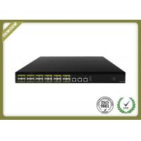 High Quality 10 Gigabit Ethernet Optical Fiber Ethernet Switch