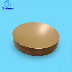 China Optical High reflective Metal  Mirror with gold,Sliver,HR coating on sale