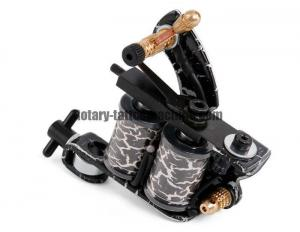 China 8 Wraps Pure Copper Coil Tattoo Machine Carbon Steel Material For Liner / Shader on sale
