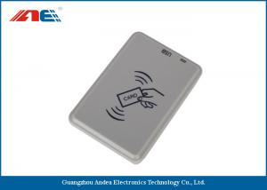 China Desktop Using Non Contact USB RFID Reader Contactless IC Card Reader Writer on sale