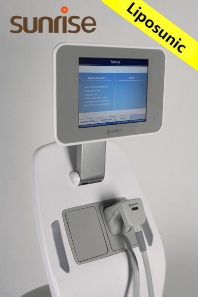 New products! hifu body slimming machine/liposonix machine