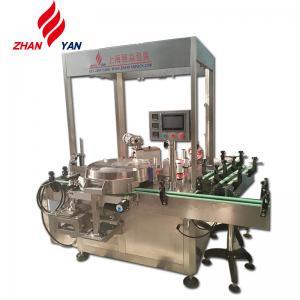 China Beverage PET Bottle Linear Hot Melt Adhesive Labeling Machine on sale