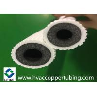 IXPE / EPE / PE Home Air Conditioning Thermal Insulation Tube Easy Installation