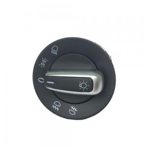 China ABS Headlight Control Switch , Button Automotive Light Switch For VW Volkswagen Golf Touran 5ND 941 431 A on sale