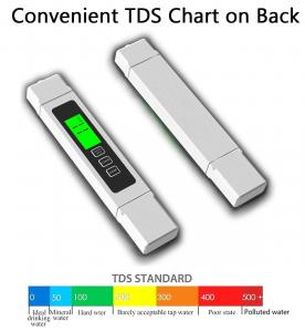 China Professional Quality TDS EC & Temperature Water Test Meter Drinking & Aquariums on sale