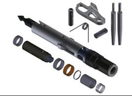 China Exploration Wireline Double Core Barrel Q Series Head Assembly / Overshot Assembly on sale