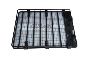 China 180*125*16cm Car Universal Roof Rack Basket Steel For Mitsubishi Pajero on sale