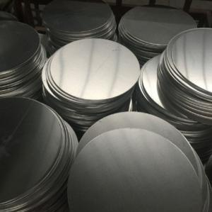 China Round Aluminium Circle Plate/ Aluminum Circle Disc Smooth Finish Surface For Utensil on sale