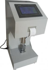 China Multi Functional Digital Hardness Tester For Plastic Ball Indentation Test on sale