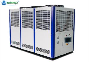 China Jinan MGREENBELT 30 HP 40HP Air Cooled Screw Small Water Chiller on sale