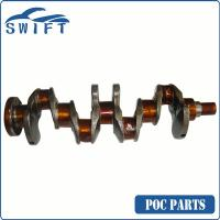 4ZE1 Crankshaft for Isuzu