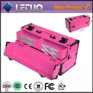 China LT-MCP0128 alibaba china online shopping new product aluminum bag cosmetic display case on sale
