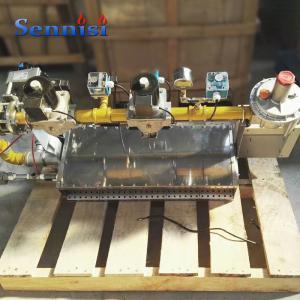 China 160KG Program Control Annealing Furnace Industrial Gas Burner on sale