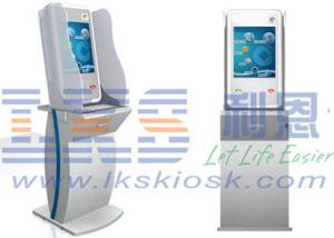 China Health Kiosk Information System Applications iPhone Displaying Interface Type on sale