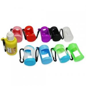 China Water-proof silicone bottle sleeves , good sealing function with long life span on sale