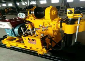 China Mountain Area 200M Track Minning Core Drilling Rig Machine 3Mpa Maximum Pressure on sale