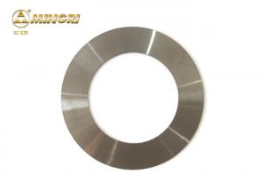 China Cemented Carbide Blade / Carbide Cutting Blade Non Ferrous Foil Cutting Without Chips on sale