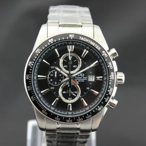 5 Atm Water Resistant Stainless Steel Quartz Watches For Men