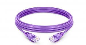 China 24AWG LAN Network Cable Unshielded Cat5e Ethernet Cable OEM ODM Service on sale