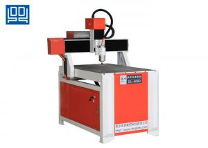 China Three Axis Small CNC Router Machine 3D For Advertising board , Label design on sale