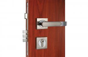 Quality Rose Door Key Mortise Door Lock ANSI Antique Mortise Lock Set for sale