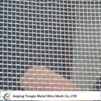 Aluminium Window Screen|Square Opening Magnalium Wire Mesh Screen 18mesh