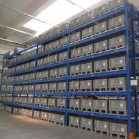 China Suitable  Economic  Warehouse Storage Solutions  German Style Heavy Duty on sale