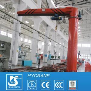 China 1ton 3ton 5ton 10ton Pillar Mounted Free Standing Jib Crane on sale