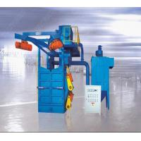 Q37 Series Overhead Rail Spinner Hanger Shot-blasting Machine