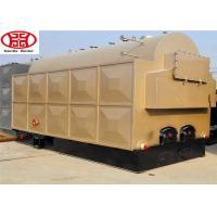 3000kg/H Wood Pellet Boiler / Wood Chip Boiler For Food Textile Paper Factory