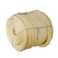 "Polypropylene Polyester Mixed Rope 12 Strand 80mm 10"" Hawser 220 Meters"