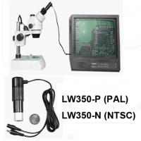 PAL NTSC TV Video Microscope Electronic Eyepiece